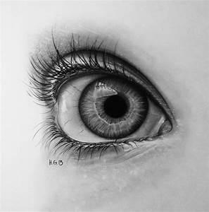 eye drawing 2 by hg-art on DeviantArt