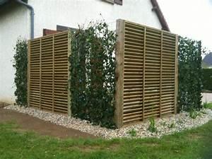 Cloture De Jardin : les cl tures de jardin hervieu paysages ~ Premium-room.com Idées de Décoration