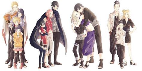 The Gallery For --> Sasuke And Sakura Family
