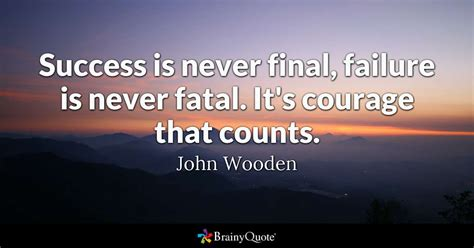 success   final failure   fatal