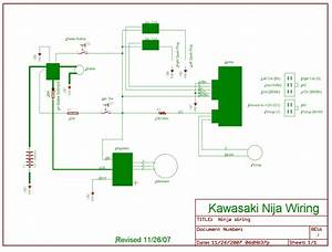 Wiring Diagram Ninja 250