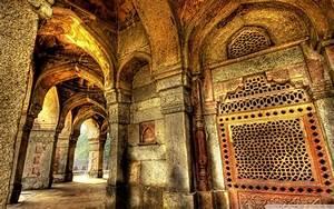 Temple In Delhi, India 4K HD Desktop Wallpaper for 4K ...