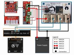 Heated Bed Mosfet Power Expansion Module