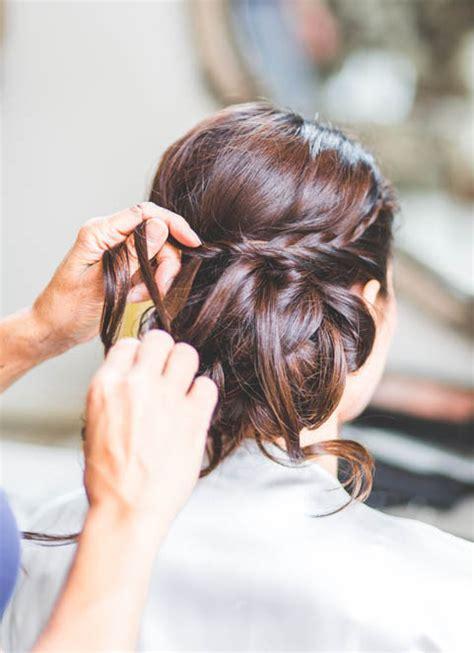 Half up Wedding Hairstyles, Plaits & Braids   Wedding Make