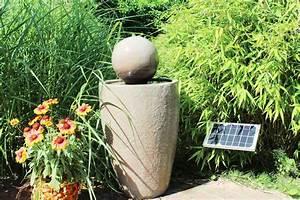 Kleine Springbrunnen Für Den Balkon : solarbrunnen ~ Bigdaddyawards.com Haus und Dekorationen