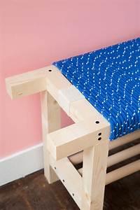 Une Corde De Bois : le petit banc en corde diy ~ Melissatoandfro.com Idées de Décoration