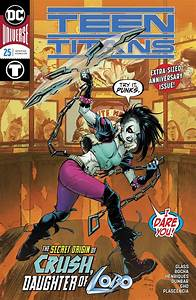 Teen Titans  25 Review  U2014 Major Spoilers  U2014 Comic Book Reviews  News  Previews  And Podcasts