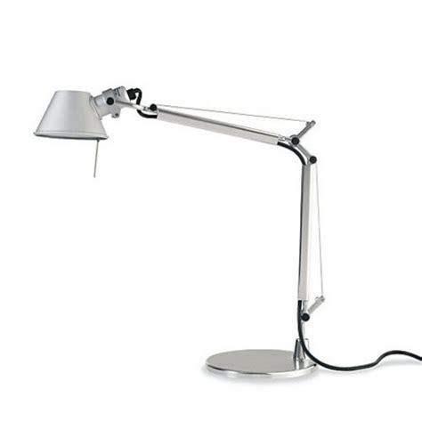 micro de bureau tolomeo micro alu le de bureau artemide luminaire vibert éclairage