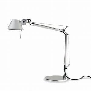 Tolomeo Micro Alu Lampe De Bureau ARTEMIDE Luminaire