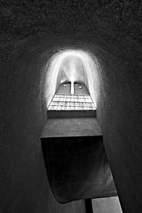 Le Corbusier | La chapelle de Notre-Dame du Haut à ...
