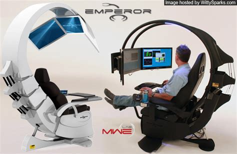 Emperor Gaming Chair 200 by Mwe Lab Presents The Emperor 1510 Lx Now Available For
