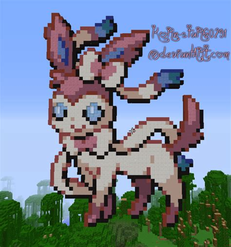 Best Minecraft Pixel Art Pokemon Ideas And Images On Bing Find