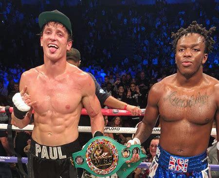 logan paul  replace ksi    boxing match