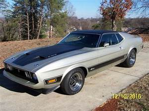 RARE FORD MUSTANG MACH 1 for sale - Ford Mustang MACH 1 1973 for sale in Maryville, Tennessee ...