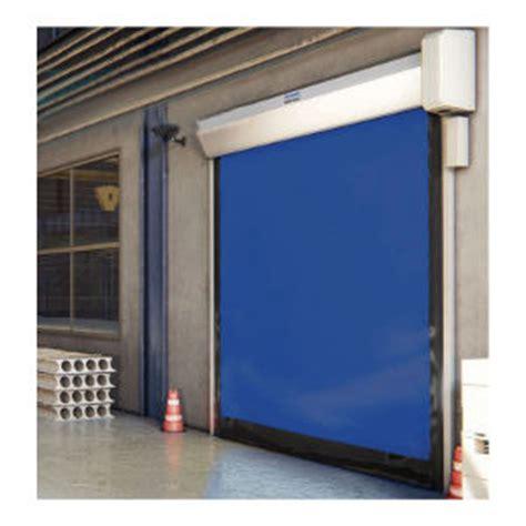 clear plastic roll up garage doors vinyl roll up overhead doors authority dock door portland