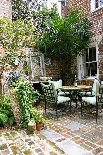 historic charleston courtyard garden amazing charleston