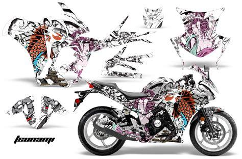 Havoc Boats Stickers by Honda Cbr250r Graphic Kit 2010 2013 Bike Graphic