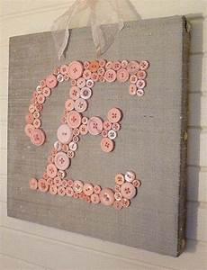 6 idees merveilleuses de creation avec boutons perles With chambre bébé design avec tableau avec fleurs
