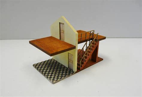 maison garde barrieres bois mod 201 lisme