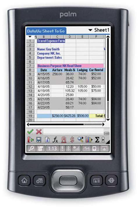 photo  palm tx handheld mobile computer
