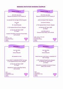 wedding invitation wording samples theruntimecom With example of wedding invitation content