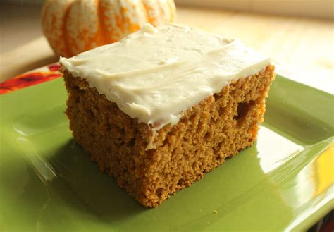 ingredient pumpkin spice cake recipe