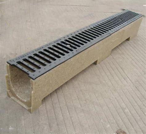 Concrete Channel Drain Suppliers Photo