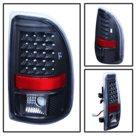 1997 2004 Dodge Dakota Performance Full Led Tail Lights