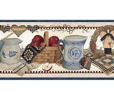 country kitchen borders wallpaper borders kitchen gallery 2737