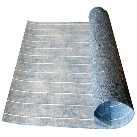 floating floor underlayment home depot ultralayer 100 sq ft 3 ft x 33 33 ft x 1 8 in fiber