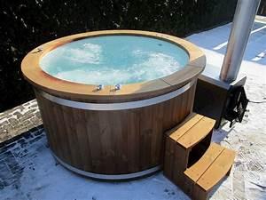 Spa Bois Exterieur : prix jacuzzi ext rieur avec spa ou jacuzzi exterieur ~ Premium-room.com Idées de Décoration