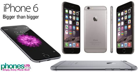 iphone deal iphone 6 space grey apple s new iphone 6 16gb deals