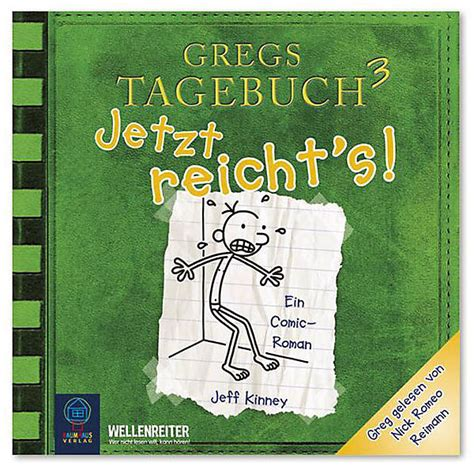 Gregs Tagebuch 2 Gibt's Probleme, 1 Audiocd, Mytoys
