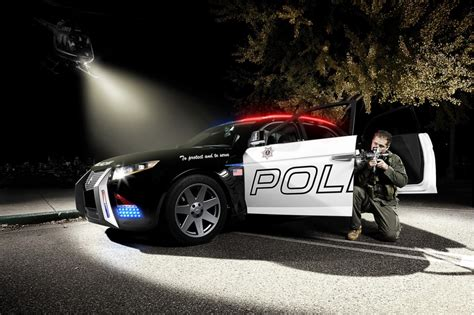 Bmw To Supply Diesel Engines For Carbon Motors Police Cars