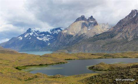 mountain  horns cuernos del paine chile