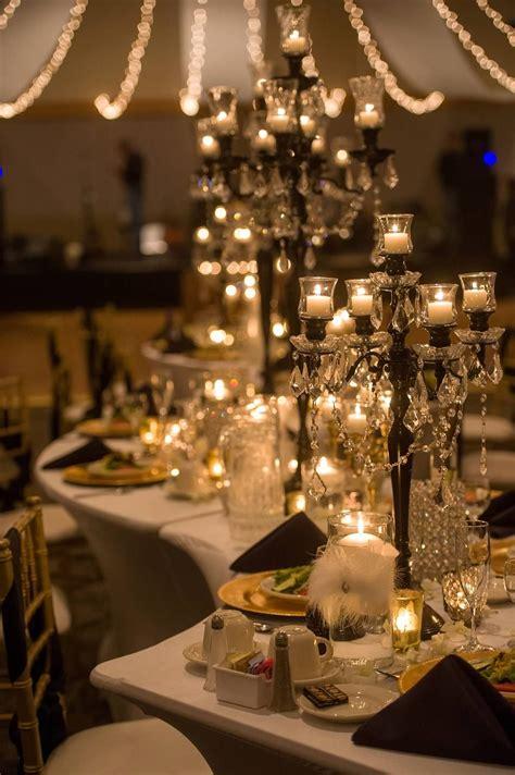 The Great Gatsby Wedding of Dreams Gatsby wedding Great