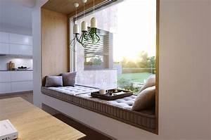 Sitzbank Für Schlafzimmer : fensternische bietet ihnen platz f r entspannte stunden wohnen in 2019 haus fenster und ~ Eleganceandgraceweddings.com Haus und Dekorationen