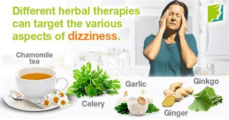 herbal remedies  menopausal dizziness