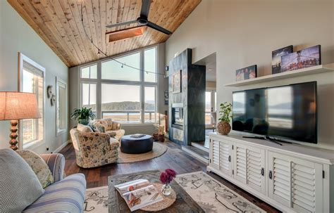 Douglas Beach Home- Bauer/Clifton Interiors - Juneau, Alaska