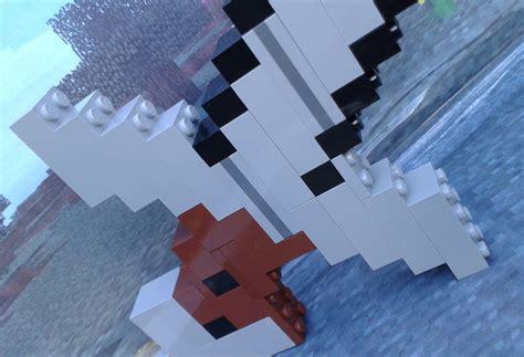 Lego Life-size Minecraft Iron Sword