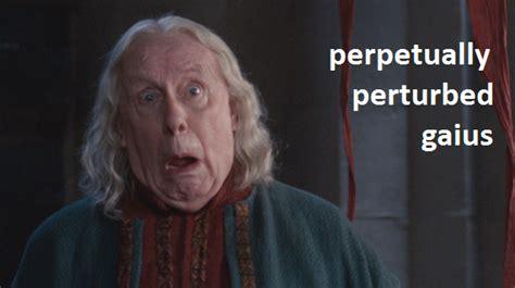 Merlin Memes - other merlin memes perpetually perturbed gaius