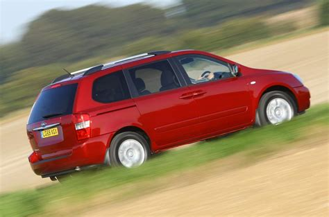 Kia Sedona 2006 Review by Kia Sedona 2006 2012 Review 2019 Autocar