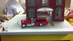Mth Operating Firehouse