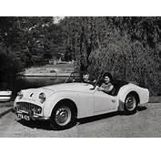 Triumph TR3  Classic Car Review Honest John