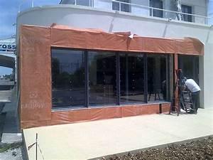 Bardage Fibre Ciment : bardage bois composite ets brigaud ~ Farleysfitness.com Idées de Décoration