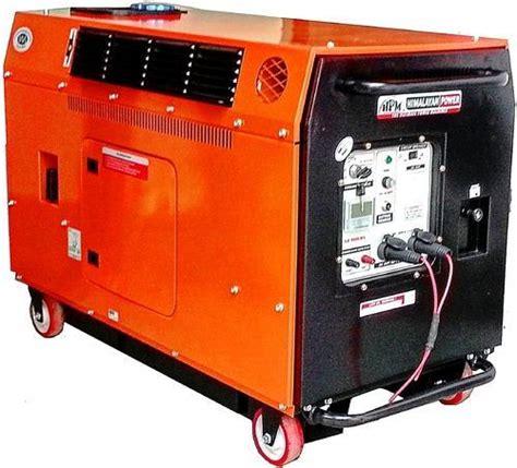Automatic Silent Portable Generator, Power