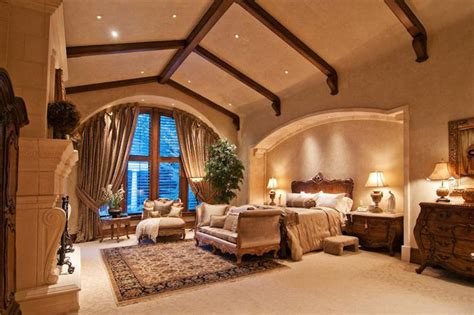 beautiful mansion  traditional interior design
