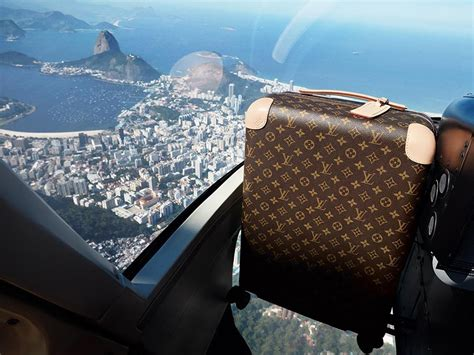 louis vuitton rolling luggage collection spotted fashion