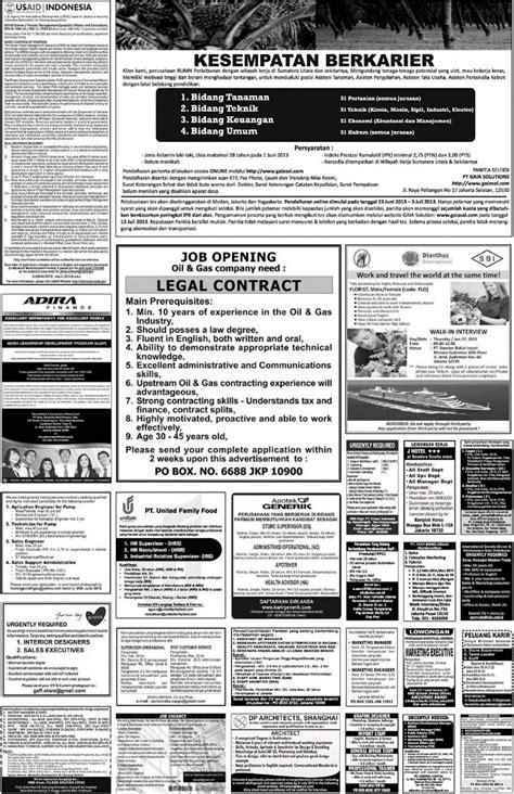 Lowongan pt omron manufacturing of indonesia (omi) terbaru. Lowongan kerja koran kompas Sabtu 22 Juni 2013 - LowonganKompas