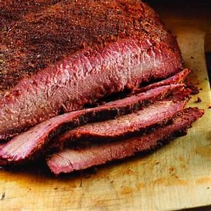 Smoky Montreal Beef Brisket